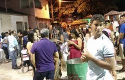Praça de Alimentação em Vila Paulista está fazendo o maior sucesso