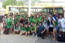 Jovens de Barra de São Francisco participam de Intercâmbio Esportivo em Pancas. Confira as fotos
