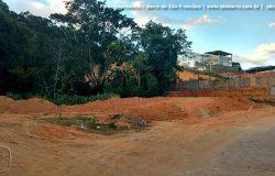 Moradores reclamam de aterro em Área de Preservação em Barra de São Francisco
