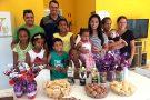 Ação Solidária levou alegria para crianças da Casa de acolhimento em Água Doce do Norte