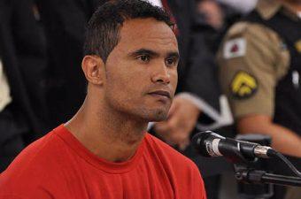 Goleiro Bruno volta a ser preso após mandado ser expedido pela Justiça