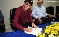 Empresário Elias Maurício é o novo presidente da CDL de Barra de São Francisco