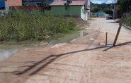 Sobrinha de vice-prefeito mostra situação crítica que vivem os moradores de Água Doce do Norte