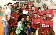 Atletas de Mantena são aprovados representarão Guarulhos na temporada 2017 de handebol