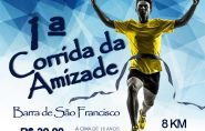 Prefeitura de Barra de São Francisco promove 'Corrida da Amizade', mas cobra R$ 30,00 pela inscrição