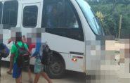 Vereador denuncia uso de ônibus da saúde como transporte escolar em Barra de São Francisco