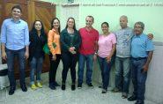 Deputado Helder Salomão realiza em Barra de São Francisco palestra sobre mudança nas reformas trabalhista e da previdência