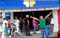 2 quinas na Mega-Sena, 2 quadras na quina e 15 pontos na Lotofácil em apenas 10 dias. A sorte chegou em Barra de São Francisco