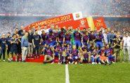 Com gols de Messi e Neymar, Barcelona conquista a Copa do Rei; veja os gols