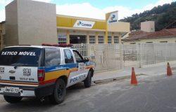 Homens armados assaltam agência dos Correios de Mantena e fazem funcionários de reféns