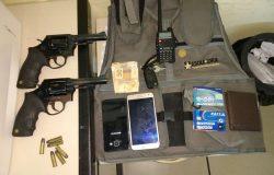 Suspeito de roubos às agências dos Correios do ES é preso no RJ