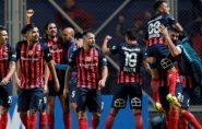 Flamengo leva virada do San Lorenzo e está eliminado da Libertadores