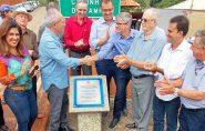 Paulo Hartung inaugura estrada do Caminhos do Campo em Vila Pavão