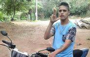 ACIDENTE COM MOTO MATA O JOVEM MIZAEL, DE BARRA DE SÃO FRANCISCO