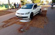Brasil: policial destrói tapete de Corpus Christi com carro e fiéis se revoltam