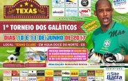 Goleiro Mão da Seleção Brasileira de Beach Soccer estará em Água Doce do Norte neste Domingo