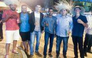 1ª Festa entre Amigos realizada em Cotaxé, em Ecoporanga; confira as fotos