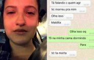'Eu estava cega': relato sobre relacionamento abusivo comove web
