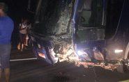 Mais um acidente com morte envolvendo ônibus é registrado na BR 101