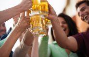 Cerveja é mais eficaz contra dores do que paracetamol, diz estudo