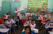 Polícia firma parceria com escolas públicas para dar segurança aos estudantes em Mantena