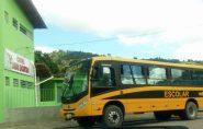 Motorista é preso por embriaguez conduzindo crianças em ônibus escolar em Ecoporanga