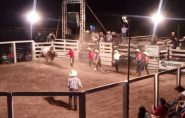 Peão de rodeio morre pisoteado por touro em Rondônia; veja os vídeos