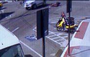 Mais um motociclista morre na região. Jovem foi lançado por cima de caminhonete