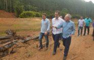 Barragem em Colatina está prevista ser concluída até o final do ano