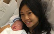 EUA: filha de policial nasce mais de dois anos após ele morrer