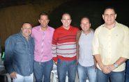 Em reunião com militares, deputado Da Vitória declara apoio à candidatura de Marcelo Firmino