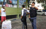 Vídeo de abordagem da PM gravado por jornalista detido por desobediência em Vitória é divulgado