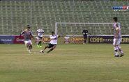 Brenner faz golaço do meio-campo e São Paulo vai à semi da Copa BH; vídeo