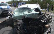Bahia: carros batem de frente e seis pessoas morrem