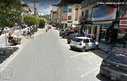 Sem espaço, taxistas de Barra de São Francisco são multados e reclamam de estacionamento