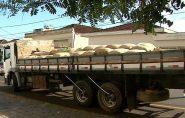 Bandidos amarram casal e roubam caminhão com sacas de café em Nova Venécia