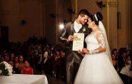 Noivos ganham indenização de R$ 10 mil por casamento realizado no escuro em Ibiraçu, ES