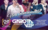 Safadão fará show com duração de 3 horas no Garota Vip Vitória; confira as outras atrações