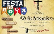 Igreja Batista vai promover a 'Festa na Roça' em Barra de São Francisco. Confira a programação