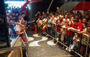 Delegação do Flamengo chega ao ES nesta terça-feira. Veja a programação!