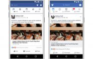 Facebook anuncia mudança no design. Saiba como ficará!