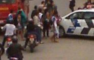 Acidente com estudante da Escola Polivalente em Barra de São Francisco