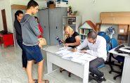 Servidores públicos de Vila Pavão realizam exames ocupacionais