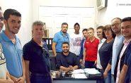 Empossada a nova diretoria da CIPA de Vila Pavão