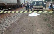 Idoso com surdez morre atropelado por trem em Baixo Guandu