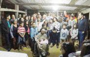 Conheça a história da Senhora Angélica, de Barra de São Francisco, que acaba de completar 109 anos