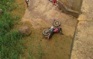 Motociclista morre ao cair de ponte, no interior de São Mateus