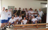 Policiais Militares recebem homenagem da Equipe GTAS pelo dia do Soldado