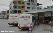 Assaltantes levam mais de R$ 2 mil do guichê da Viação Pretti na rodoviária de Barra de São Francisco