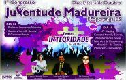 Vem aí o 1º Congresso Juventude Madureira Ecoporanga. Confira a programação